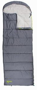 【送料無料】キャンプ用品 kampaxlkampa kip zenith xl camping single sleeping bag