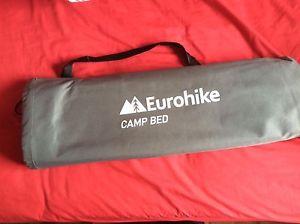【送料無料】キャンプ用品 キャンプベッドブランドグレーコレクションeurohike camp bed brand  grey collection only