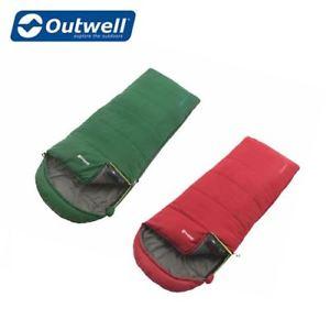 【送料無料】キャンプ用品 キャンプキャンピオンoutwell campion junior sleeping bag camping kids sleeping bag