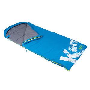【送料無料】キャンプ用品 kampachildrenskampa kip mars junior childrens sleeping bag with stuff sac