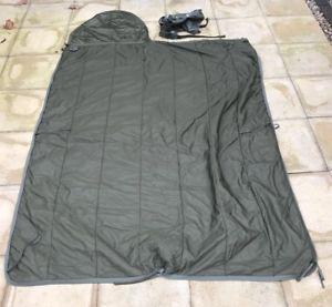 【送料無料】キャンプ用品 イギリスbritish army sleeping bag, warm weather