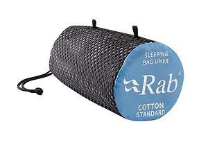 【送料無料】キャンプ用品 ラブ100ライナー ライナーロングミイラrab 100 cotton sleeping bag liners standard liner, long and mummy