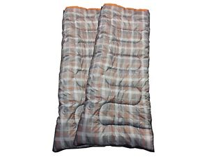 【送料無料】キャンプ用品 double sleeping bag 3season 300gsm fill 2x olpro hushpatterndouble sleeping bag 3 season 300gsm fill 2x olpro hush patte