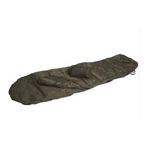 【送料無料】キャンプ用品 ミルテックゲリラ1 1シーズンmiltec commando one 1 season lightweight summer military sleeping bag green