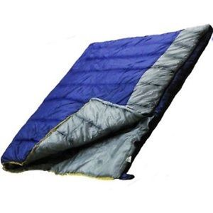 【送料無料】キャンプ用品 ultracamp3400gsm2シングルスultracamp extra large double sleeping bag 3 season, 400gsm converts to 2 singles
