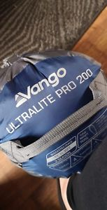 【送料無料】キャンプ用品 vango ultralite200vango ultralite pro 200 sleeping bag