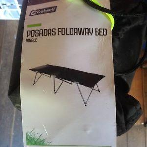 【送料無料】キャンプ用品 ポサダベッドoutwell posadas single foldaway bed