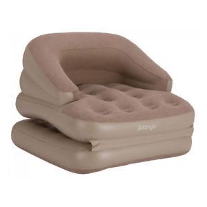 【送料無料】キャンプ用品 vangoソファーベッドvango inflatable single sofa bed