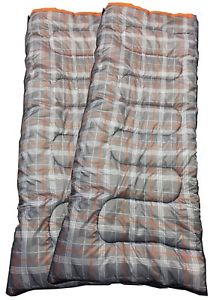 【送料無料】キャンプ用品  olproパターンダブル300gsm2 olpro hush pattern double 300gsm fill 2 single sleeping bag grey