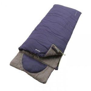【送料無料】キャンプ用品 ラックスポリエステル 2018outwell camping envelope contour lux royal blue polyester sleeping bag 2018