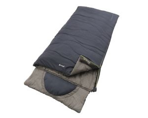 【送料無料】キャンプ用品 ラックスxl 3ハイキングoutwell contour lux xl 3 season blue camping hiking envelope sleeping bag
