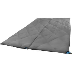 【送料無料】キャンプ用品 thermarest down coupler versatile with brushed polyester covergrey 20thermarest down coupler versatile with brushed polyes