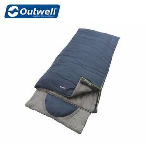 【送料無料】キャンプ用品 フェスティバル230226ラックスxl2018モデルoutwell contour lux xl sleeping bag 2018 model single camping festival 230226