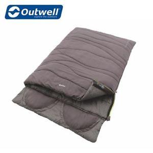 【送料無料】キャンプ用品 ラックス  バッグ2302232018モデルカップルoutwell contour lux double sleeping bag 2018 model couples camping bag 230223