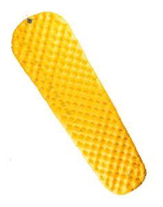 【送料無料】キャンプ用品 サミットマットsea to summit ultralight mat yellow regular