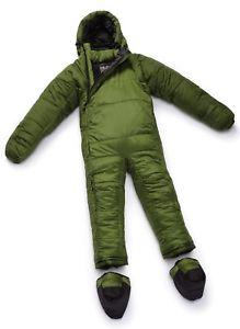 【送料無料】キャンプ用品 selkバッグオリジナル5g selk bag original 5g adult  sleeping bag with arms and legs