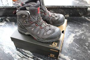 【送料無料】キャンプ用品 salomon quest prime gtx mens size7hiking bootssalomon quest prime gtx mens size 7 hiking boots
