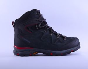 【送料無料】キャンプ用品 ハイキングweathertiteブーツmensカリマーチータwtxmens karrimor cheetah wtx charcoal walking hiking weathertite leather boots