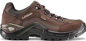 【送料無料】キャンプ用品 レネゲードゴアテックスメンズエスプレッソブラウンウォーキングシューズイギリスlowa renegade ii goretex lo mk2 mens espressobrown walking shoes uk 14
