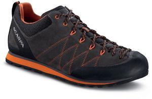 【送料無料】キャンプ用品 スカルパmensscarpa crux mens approach shoes