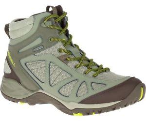 【送料無料】キャンプ用品 j37790 womens merrellサイレンスポーツq2ハイキングブーツmrp13500j37790 womens merrell siren sport q2 mid waterproof hiking boots mrp 13500