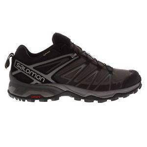 【送料無料】キャンプ用品 ソロモン×ウォーキングシューズメンズsalomon x ultra 3 gtx low walking shoes mens gents water repellent ventilated