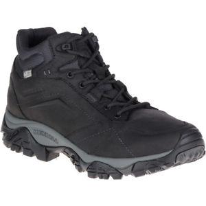 【送料無料】キャンプ用品 メンズモアブミッドウォーキングハイキングブーツmerrell mens moab adventure mid waterproof walking hiking boots