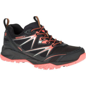 【送料無料】キャンプ用品 merrell womenscapraボルトgoretexウォーキングシューズmerrell womensladies capra bolt goretex breathable walking shoes