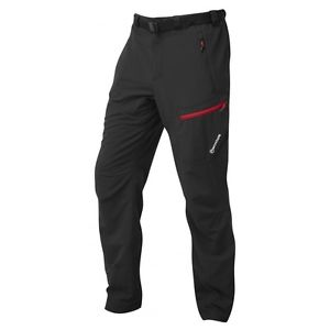 好きに 【送料無料】キャンプ用品 トレッキングパンツシェルズボンサイズmontane alpine trek pants men, elastic soft shell trousers for men, size xl, ASOBITCITY 33d6bd01