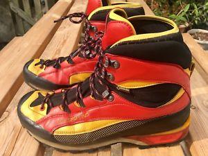 【送料無料】キャンプ用品 ガイドハイキングレスキューla sportiva trango guide evo gtx mountaineering hiking rescue boots 445 10