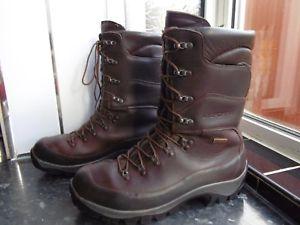 【送料無料】キャンプ用品 メンズブラウンラブーツサイズmens brown la sportiva gtx vibram boots size uk 995