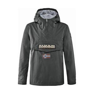 【送料無料】キャンプ用品 メンズジャケットコートダークグレーサイズ