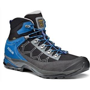 【送料無料】キャンプ用品 アーゾロメンズブーツウォーキングブートグラファイトサイズasolo falcon gv mens boots walking boot graphite nero all sizes