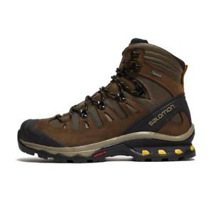 【送料無料】キャンプ用品 ソロモンブラザーズクエストメンズウォーキングブーツブラウンsalomon quest 4d 3 gtx men's walking boots brown