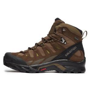 【送料無料】キャンプ用品 サロモンクエストメンズウォーキングスニーカーブーツブラウン salomon quest prime gtx men's walking sneakers boots brown