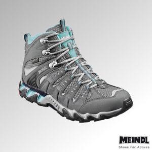 【送料無料】キャンプ用品 レディミッドハイキングブートmeindl respond lady mid gtx walking amp; hiking boot anthracite 345731