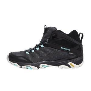 【送料無料 fst】キャンプ用品 モアブウォーキングブーツ merrell moab fst mid women's gtx women's gtx walking boots, オオツシ:52f23d36 --- officewill.xsrv.jp
