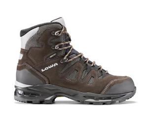【送料無料】キャンプ用品 ブラウンウォーキングブーツlowa khumbu gtx s brownanthracite uk75 walking boots