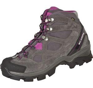 【送料無料】キャンプ用品 バルトロウォーキングハイキングトレッキングブーツscarpa baltoro uk gtx uk 4, 55 amp; 7 womens goretex walking hiking trek boots