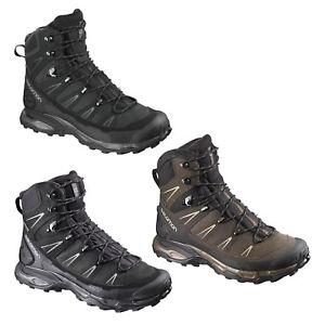 【送料無料】キャンプ用品 ソロモン×ウルトラレックメンズハイキングブーツブーツトレッキングsalomon x ultra trek gtx goretex waterproof mens hiking boots boots trekking