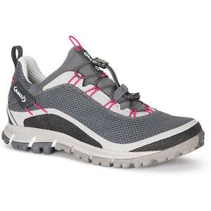 【送料無料】キャンプ用品 ブーツレディースウォーキングブートグレーマゼンタサイズaku boots libra womens walking boot grey magenta all sizes