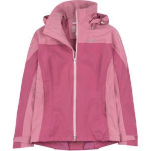 【送料無料】キャンプ用品 ムストキャンターレディースジャケットコートベリーピンクローズサイズ