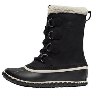 【送料無料】キャンプ用品 ソレールカリブースリムブーツ sorel caribou slim women's winter snow boots