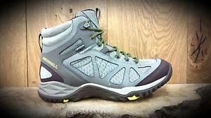 【送料無料】キャンプ用品 サイレンスポーツレディースウォーキングブーツゴアテックスmerrell siren sport q2 womens walking boots goretex