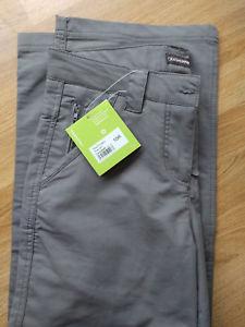 【送料無料】キャンプ用品 ピカレディースズボンプラチナcraghopper pika ladies trousers platinum 10r bnwt