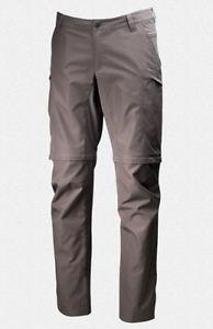 【送料無料】キャンプ用品 パンツズボンlundhags nybo zip pant men, mens trousers with zip function, tea green
