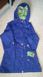 【送料無料】キャンプ用品 ターゲットドライシャーロットパーカーコートtarget dry charlotte girls waterproof parka coat