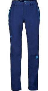 【送料無料】キャンプ用品 マーモットオレンジパンツレディースソフトシェルズボンmarmot orange pant womens, soft shell trousers for ladies, arctic navy