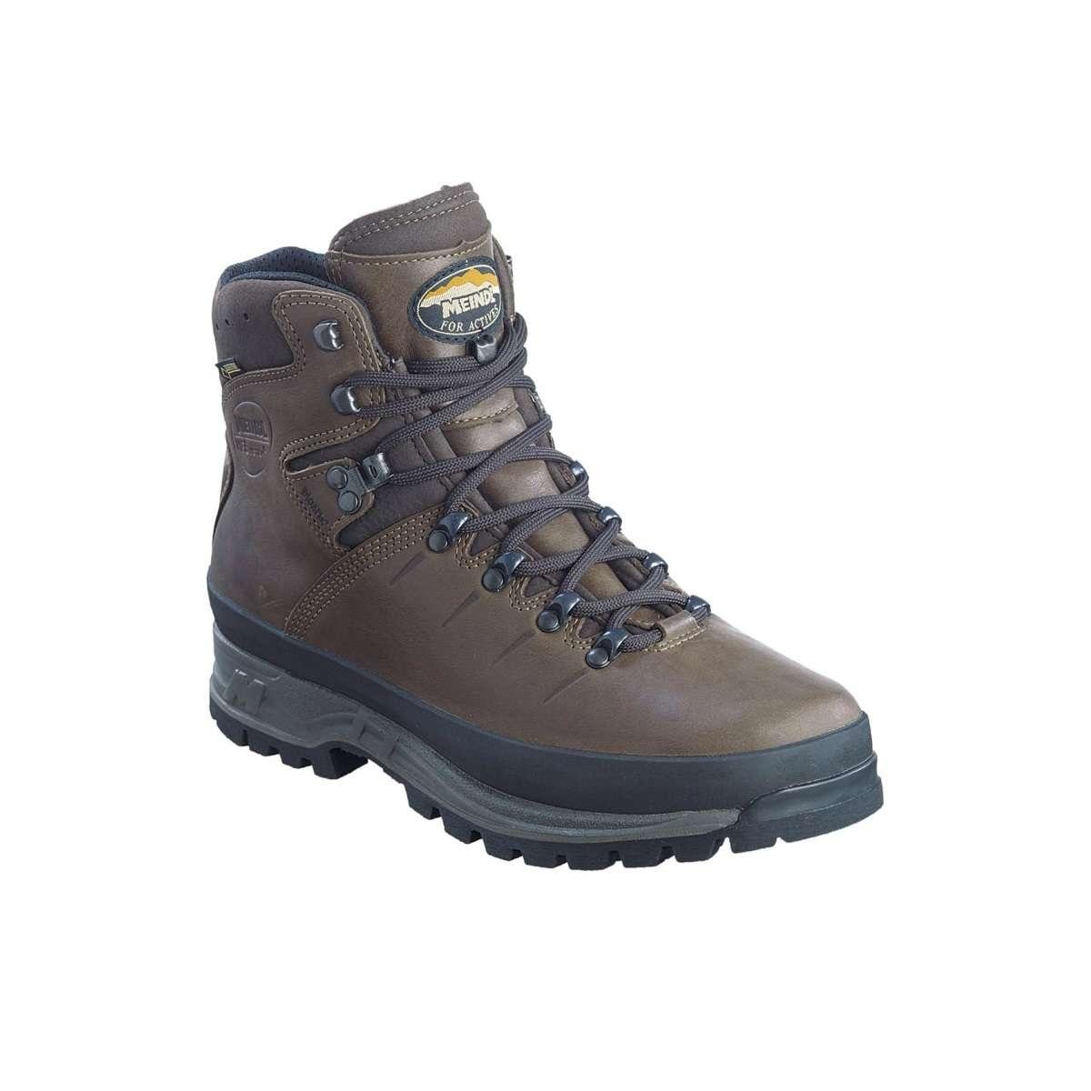 キャンプ用品 ブータンメンズウォーキングブートmeindl bhutan mfs men  mens leather walking boot  goretex