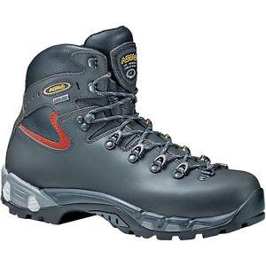 【送料無料】キャンプ用品 アーゾロパワーマチックメンズブーツウォーキングブートダークグラファイトサイズasolo power matic 200 gv mens boots walking boot dark graphite all sizes